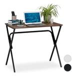 Relaxdays Schreibtisch Basic