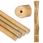 Relaxdays Bambusstäbe 120cm