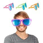 Relaxdays Riesenbrille