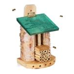 Relaxdays Insektenhotel Bienen