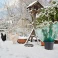 Relaxdays Wintervlies 3er Set