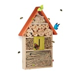 Relaxdays Insektenhotel bunt in 2 Varianten