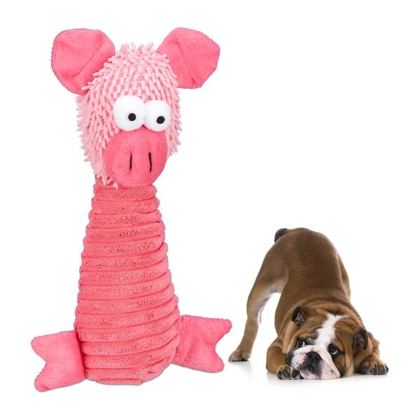 Relaxdays Hundespielzeug PETER