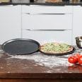 Relaxdays Pizzablech perforiert im Set