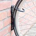 Relaxdays Fahrrad Wandhalter 2er Set