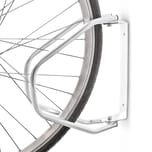 Relaxdays Fahrradständer Wand einstellbar