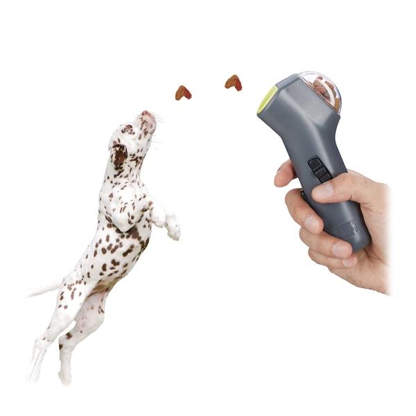 Relaxdays Leckerli Pistole für Hunde