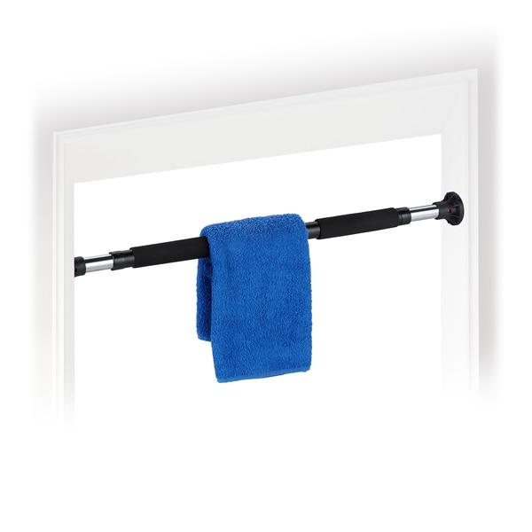 Relaxdays Klimmzugstange Türrahmen bis 92 cm