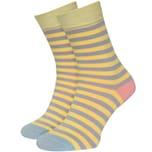 REMEMBER Damen Socken Modell 15, 36 - 41 bunt