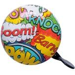 REMEMBER Fahrradklingel 'Boom' bunt