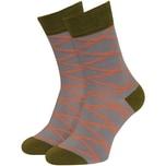 REMEMBER Damen Socken Modell 13, 36 - 41 bunt