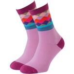 REMEMBER Damen Socken Modell 10, 36 - 41 bunt