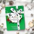 """English Tea Shop - Teegeschenk mit Schleife """"Holiday Collection, Grün"""", BIO, 12 Pyramiden-Beutel (Organic Box)"""