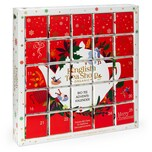 English Tea Shop - Puzzle Tee Adventskalender Red Christmas, 25 einzelne Boxen