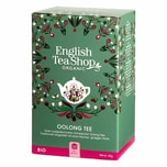 English Tea Shop Oolong Tee Bio 20 Teebeutel