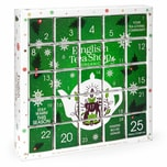 English Tea Shop - Puzzle Tee Adventskalender Happy Holiday, BIO, 25 einzelne Boxen
