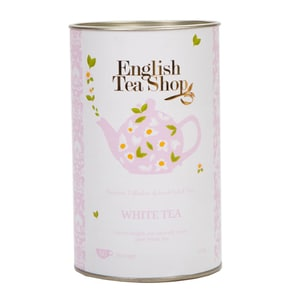 English Tea Shop - Weißer Tee, BIO, 60 Teebeutel in Dose