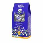 English Tea Shop - Earl Grey, BIO Fairtrade, 15 Pyramiden-Beutel in Papierbox