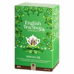 English Tea Shop Sencha Tee Bio 20 Teebeutel