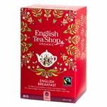 English Tea Shop English Breakfast Bio Fairtrade 20 Teebeutel