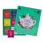 English Tea Shop Ultimate Tea Collection Bio Tee Kollektion in edler Metalldose 72 Teebeutel