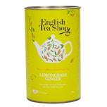 English Tea Shop Lemongras Ingwer Bio 60 Teebeutel in Dose