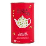 English Tea Shop English Breakfast Bio 60 Teebeutel in Dose