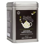 English Tea Shop - Jap. Grüner Sencha, BIO, Loser Tee, 100g Dose