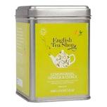 English Tea Shop Lemongras Ingwer und Zitrusfrüchte Bio Loser Tee 100g Dose