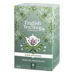 English Tea Shop Weißer Tee Matcha & Zimt Bio 20 Teebeutel