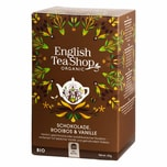 English Tea Shop Schokolade Rooibos & Vanille Bio 20 Teebeutel