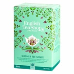 English Tea Shop Grüner Tee Minze Bio 20 Teebeutel