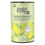 English Tea Shop Eistee Indian Summer spritzige Zitrone Bio Dose 10 Teebeutel für je 1 Liter