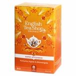 English Tea Shop Kurkuma Ingwer & Zitronengras Bio 20 Teebeutel