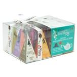 English Tea Shop Wellness Tee Kollektion Bio Teegeschenk mit Schleife 12 Pyramiden Beutel