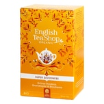 English Tea Shop Grüner Rooibos Granatapfel & Blaubeere Bio 20 Teebeutel