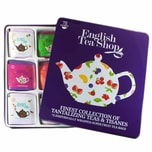 English Tea Shop Super Fruit Tee Geschenkbox aus Metall mit 72 Bio Tees