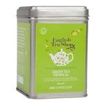 English Tea Shop Grüner Tee Tropische Früchte Bio Loser Tee 100g Dose