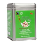 English Tea Shop Grüner Tee Granatapfel Bio Fairtrade Loser Tee 100g Dose