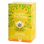 English Tea Shop Zitronengras Zitrus & Ingwer Bio 20 Teebeutel
