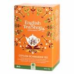 English Tea Shop - Ceylon Schwarzer Tee, BIO, 20 Teebeutel