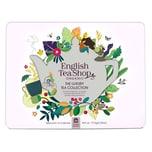 "English Tea Shop - Tee-Geschenkbox aus Metall ""Classic Selection"" mit 36 BIO-Tees"