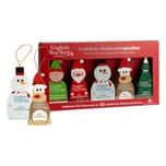 """English Tea Shop - Wintertee-Kollektion """"Fröhliche Weihnachtsgesellen"""", BIO, 10 Pyramidenbeutel"""