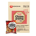 Nong Shim Champong Instant Nudeln 20x124g