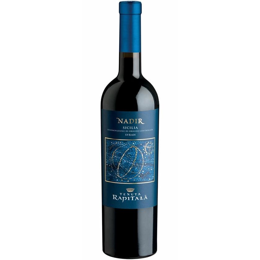 Tenuta Rapitalà Nadir Syrah Sicilia Sizilien 2017 Wein 1 x 0.75 L