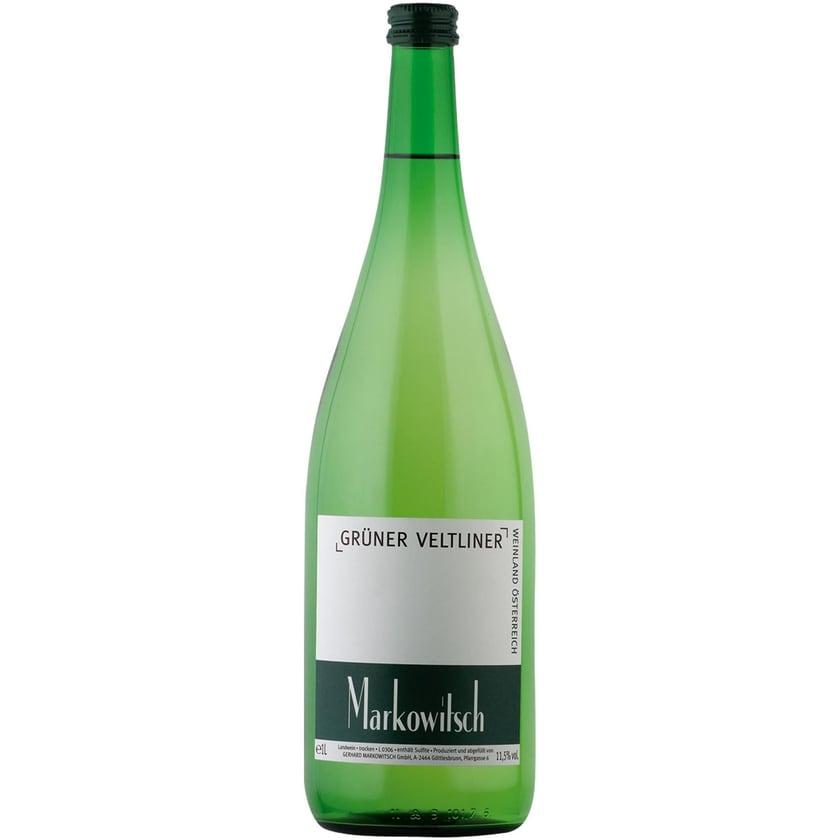 Weingut Gerhard Markowitsch Grüner Veltliner Österreich Wein 1 x 1 l