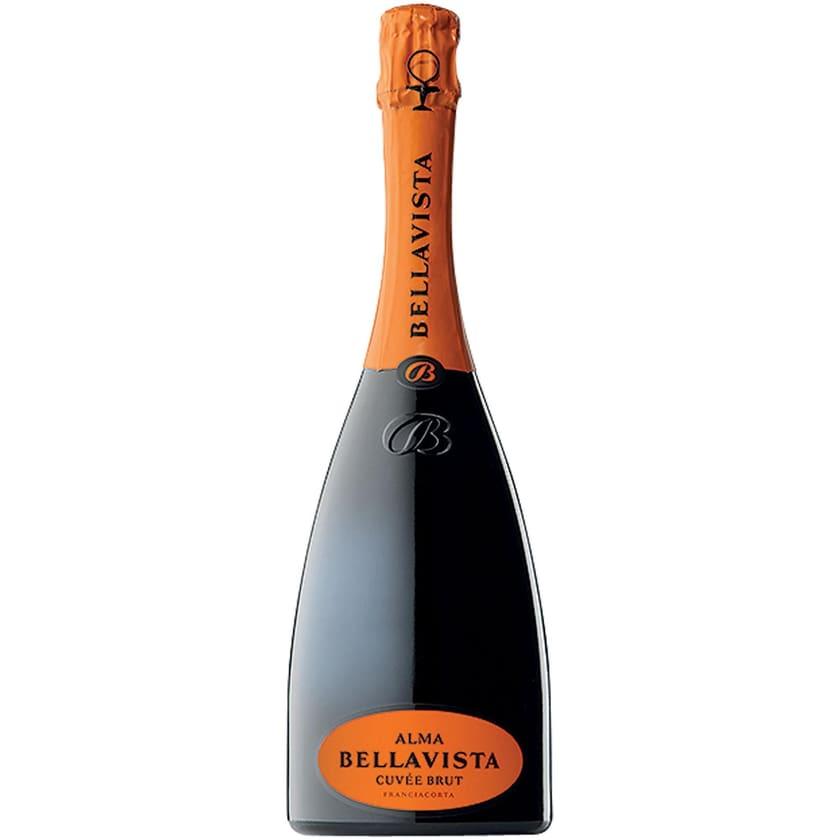 Bellavista Bellavista Alma Cuvée Brut - Franciacorta Lombardei Franciacorta 1 x 1.5 l