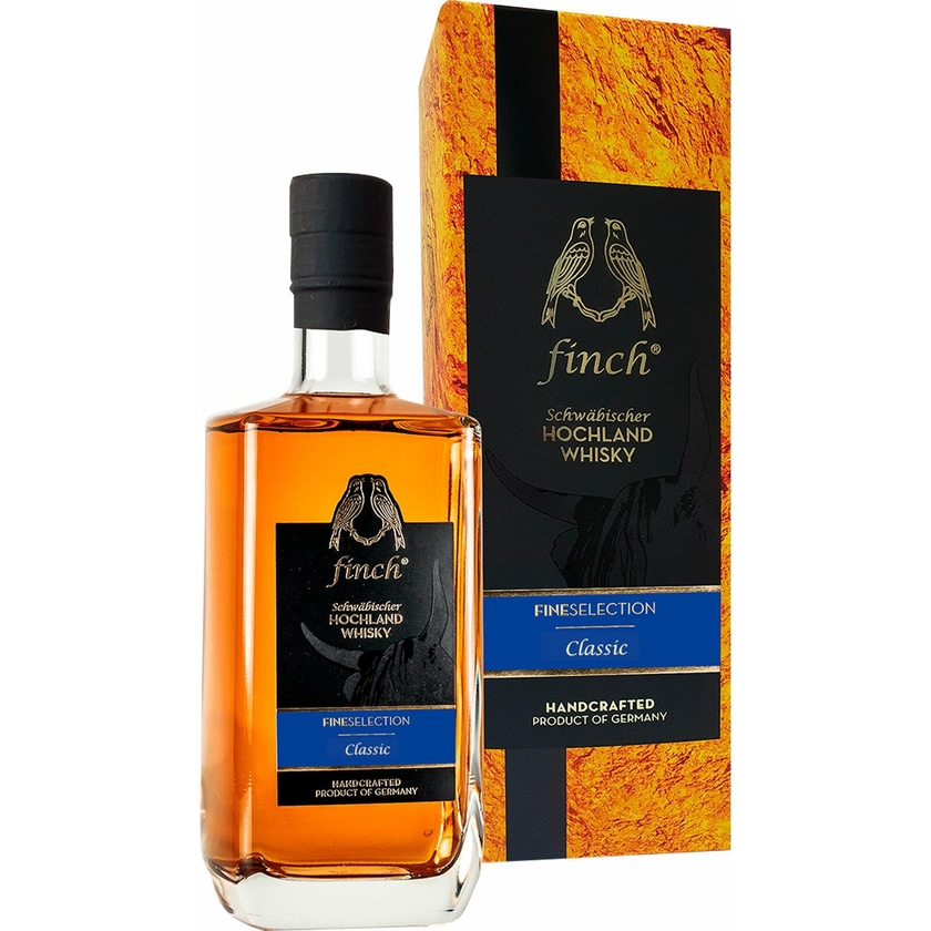 Finch finch FineSelection Classic 40% vol Whisky 1 x 0.5 l