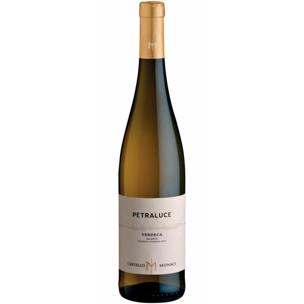 Castello Monaci Petraluce Verdeca Salento Apulien 2018 Wein 1 x 0.75 L