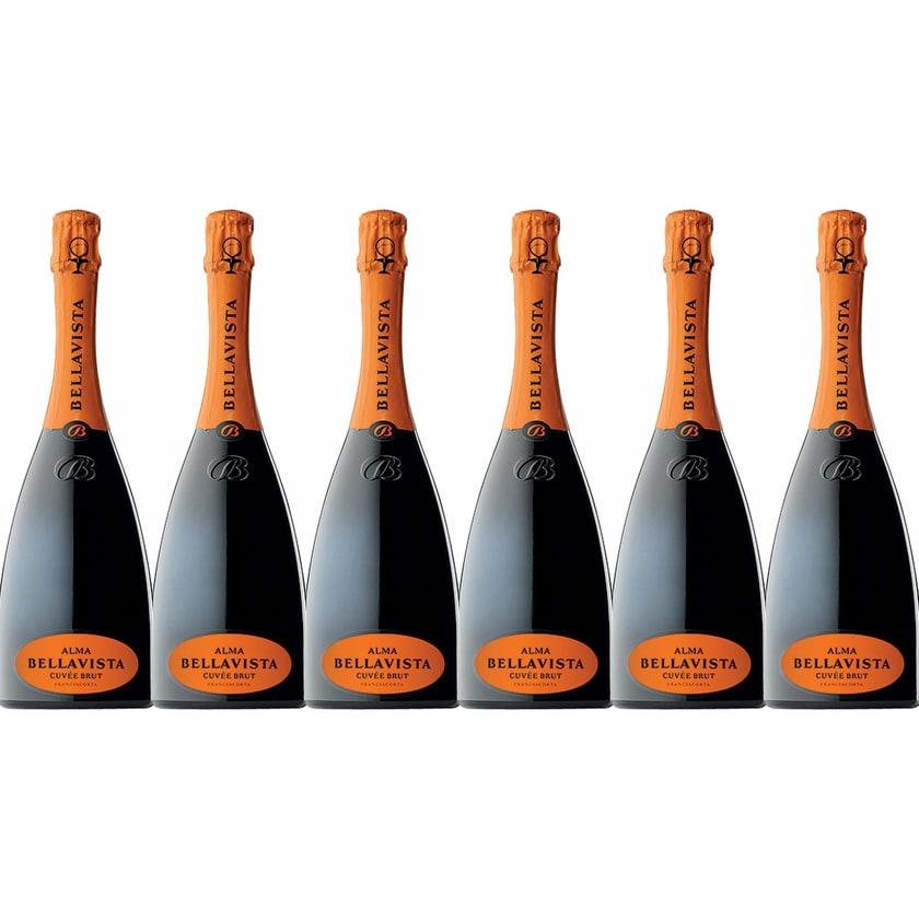 Bellavista Bellavista Alma Cuvée Brut - Franciacorta Lombardei Franciacorta 6 x 1.5 l